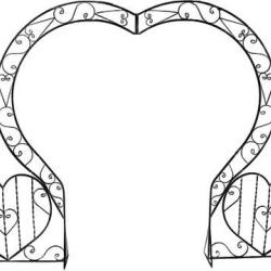 Кованые арки 7