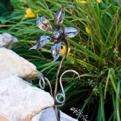 Кованые цветы 10