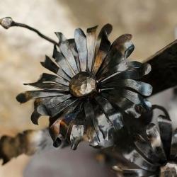 Кованые цветы 13