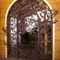 Кованые двери 1