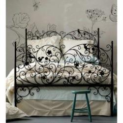 Кованые кровати 1
