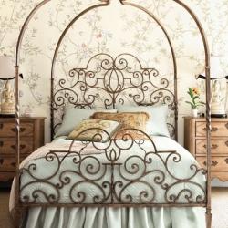 Кованые кровати 2