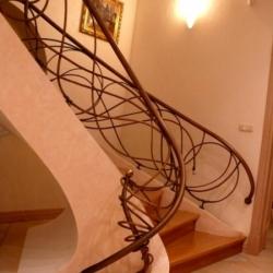 Кованые лестницы 1