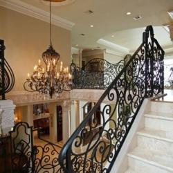 Кованые лестницы 2