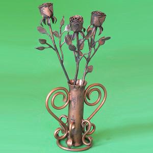 Кованые вазы